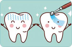 Aplicaciones de fluor, Odontopediatria, Tratamientos dentales