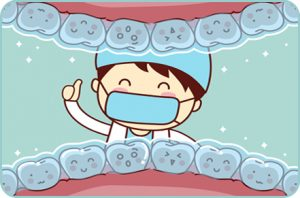Protector bucal, Odontopediatria, Tratamientos dentales