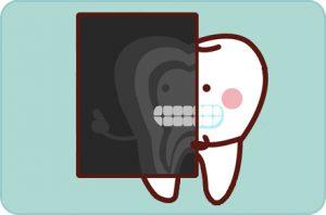Radiografia, Odontopediatria, Tratamientos dentales