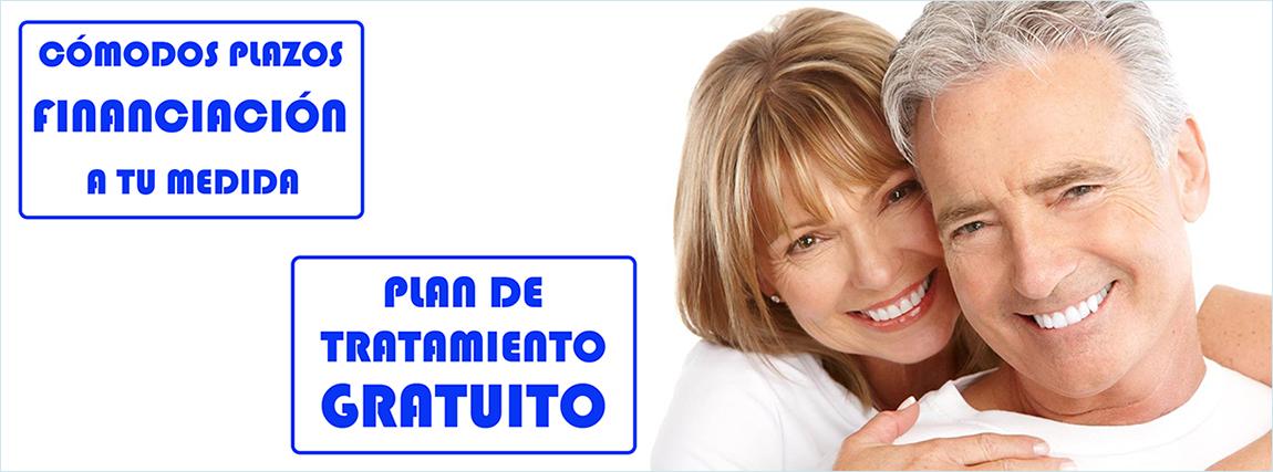 Plan de tratamiento dental gratuito en Centro odontológico Tetuán