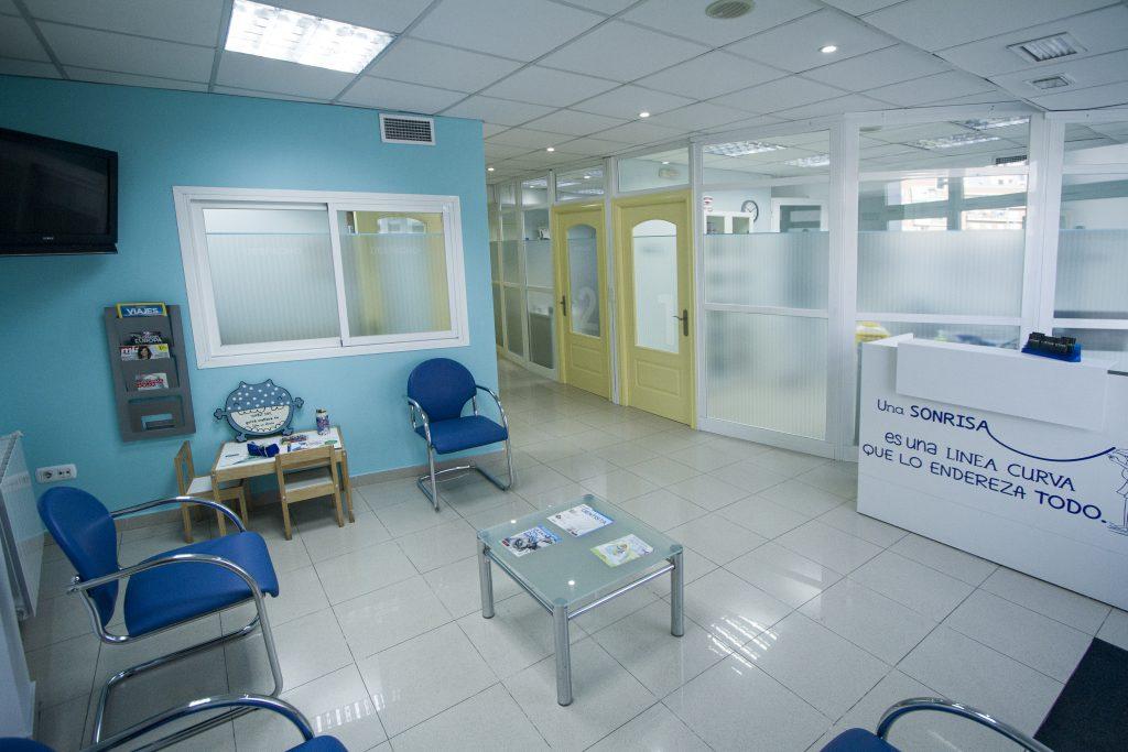 Sala-Espera-Centro-Dental-Tetuan
