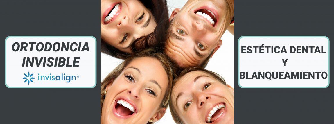 Ortodoncia Invisible, Estetica y Blanqueamiento en Centro Odontológico Tetuán en Madrid